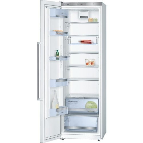 Bosch KSV36AW41G Tall Larder Fridge