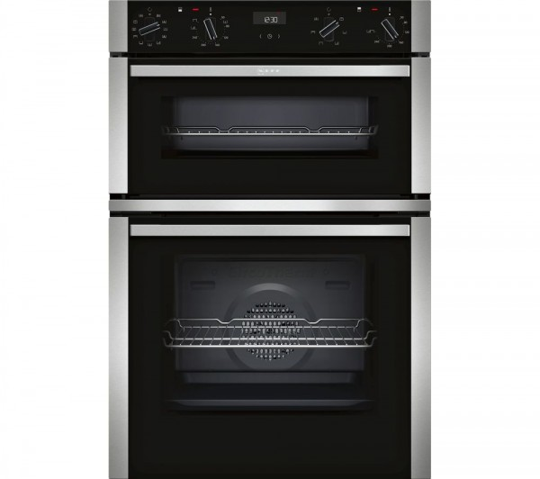 Neff U1ACI5HN0B N50 Built in Double oven