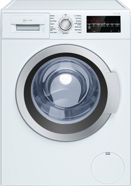 Neff W7460X2GB 1400 Spin Washing Machine