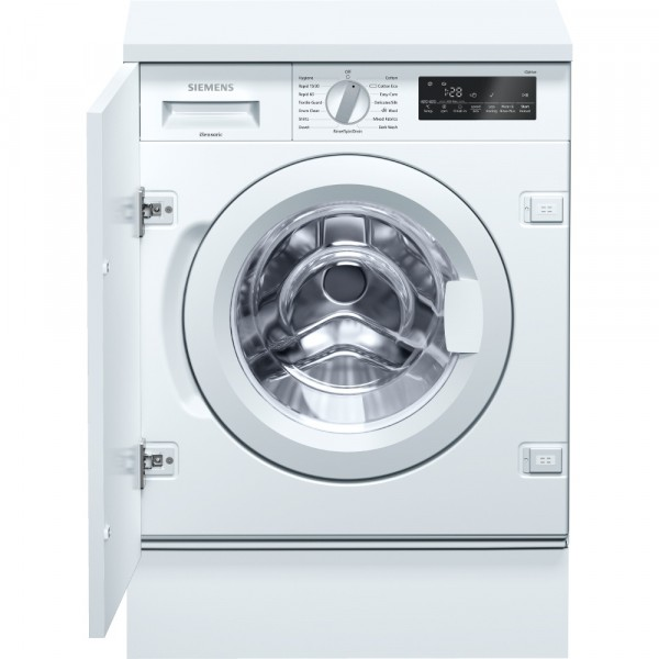 Siemens WI14W500GB Built-in 8kg Washing Machine