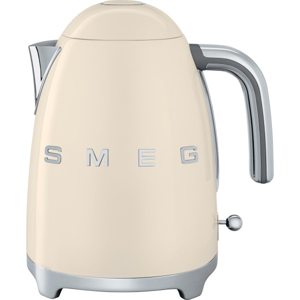 Smeg KLF03CRUK Cream retro style kettle