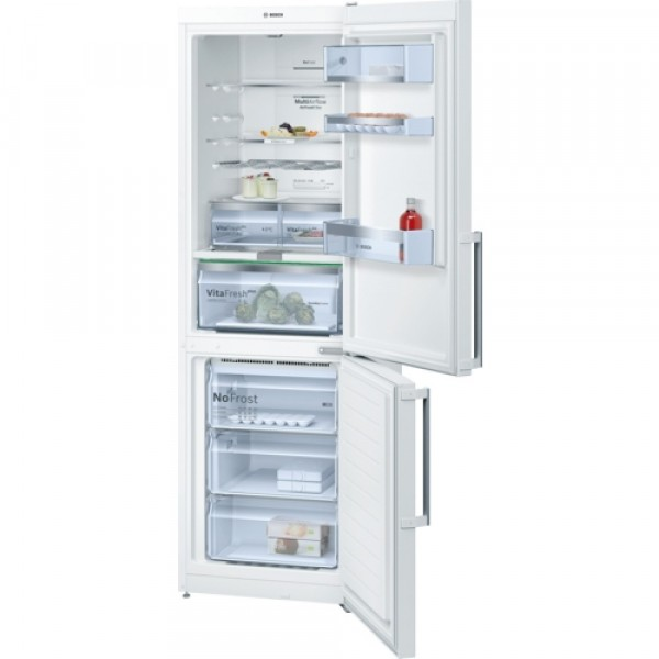 Bosch KGN36AW35G No Frost Fridge Freezer in White