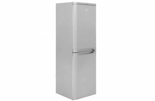 Indesit IBD5517S 55cm Fridge freezer in Silver
