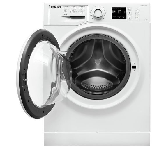 Hotpoint NM10844WW 8kg 1400rpm Washing Machine in White