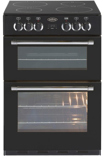 Belling Classic 60E 60cm Electric Cooker in Black