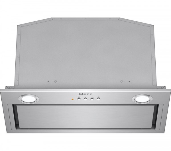 Neff D55MH56N0B Canopy Cooker hood in Stainless Steel
