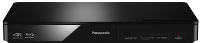 Panasonic DMPBDT180EB Blu-ray Player