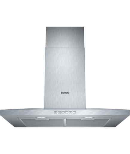 Siemens LC77WA532B Chimney Cooker hood in Stainless Steel
