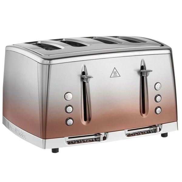 Russell Hobbs 25143 Eclipse 4 slice toaster