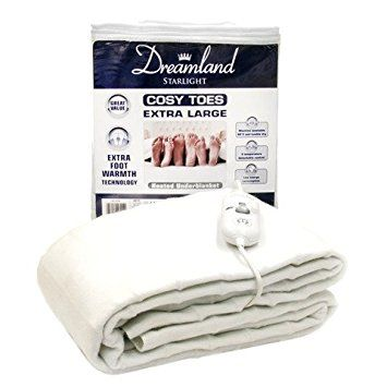 Dreamland 16157 King Size Electric Underblanket