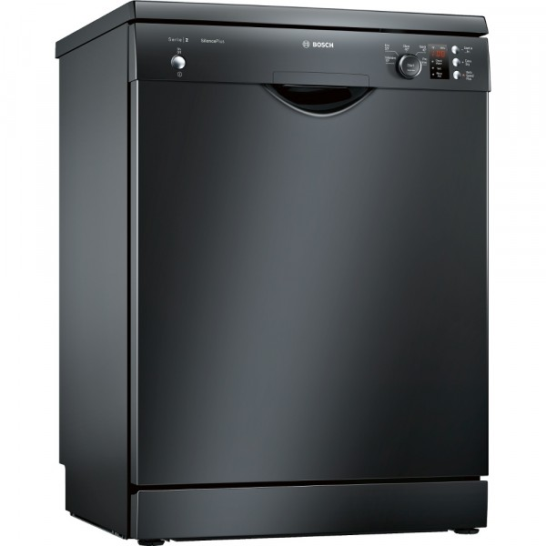 Bosch SMS25AB00G 12 Place Setting Dishwasher in Black