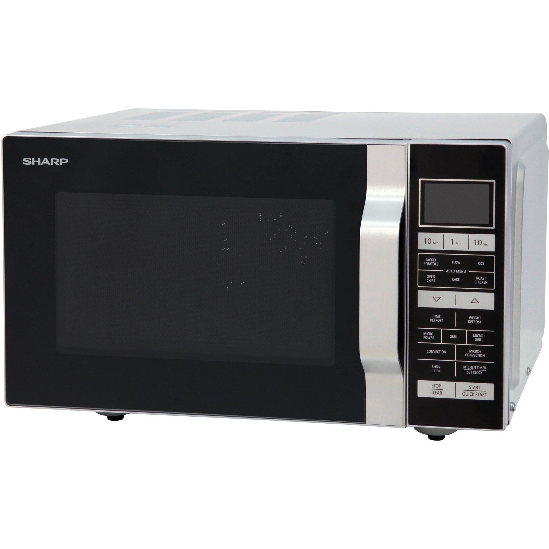 Sharp R860slm Flatbed Combination Microwave Microwave