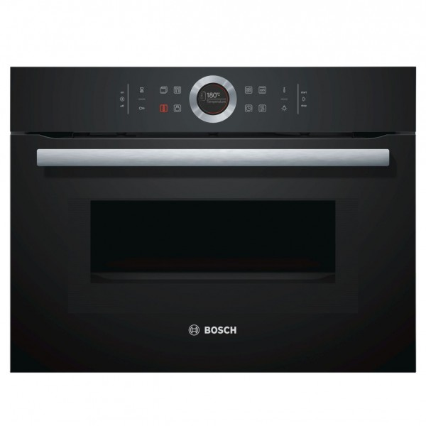 Bosch CMG633BB1B Built-in Combination Microwave