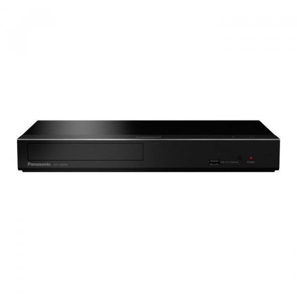 Panasonic DPUB450EBK UHD 4K Blu-ray Player