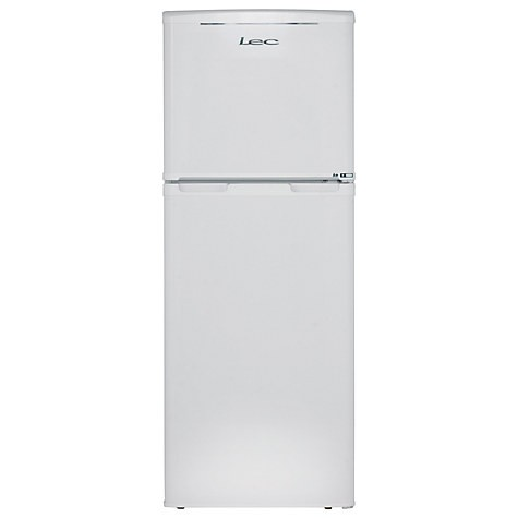 Lec T50122W 50cm Top Freezer Fridge Freezer