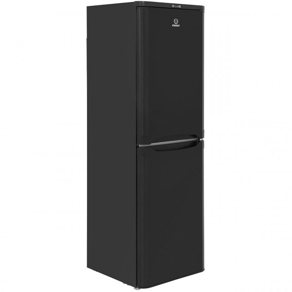 Indesit IBD5517B 55cm Fridge freezer in Black