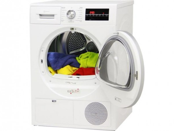 Neff- R8580X3GB 9kg Condenser Dryer