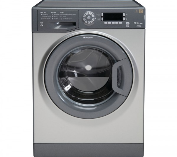 Hotpoint WDUD9640G 9kg Washer Dryer With 1400 Spin