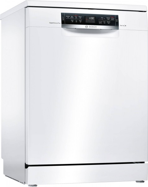 Bosch SMS67MW01G 14 place Dishwasher in white