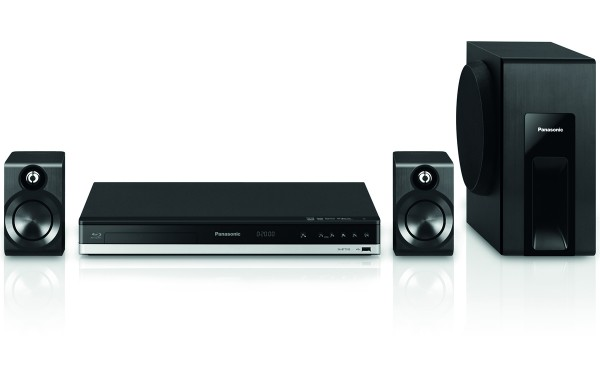 Panasonic SC-BTT105EBK 2.1 channel Home Cinema
