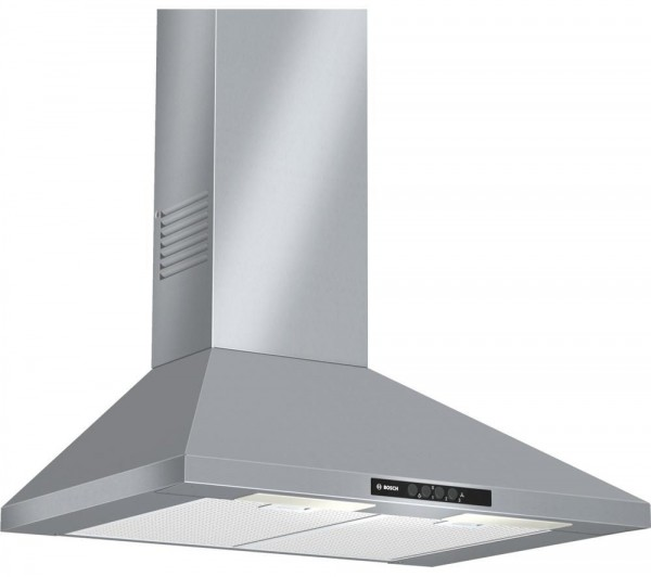 Bosch DWW07W450B 70cm Chimney Cooker hood in Stainless Steel