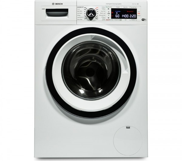 Bosch WAWH8660GB 9kg i-Dos Washing Machine