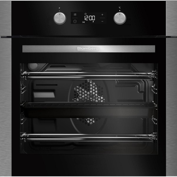 Blomberg OEN9302X Built-in Single Oven in Stainless Steel