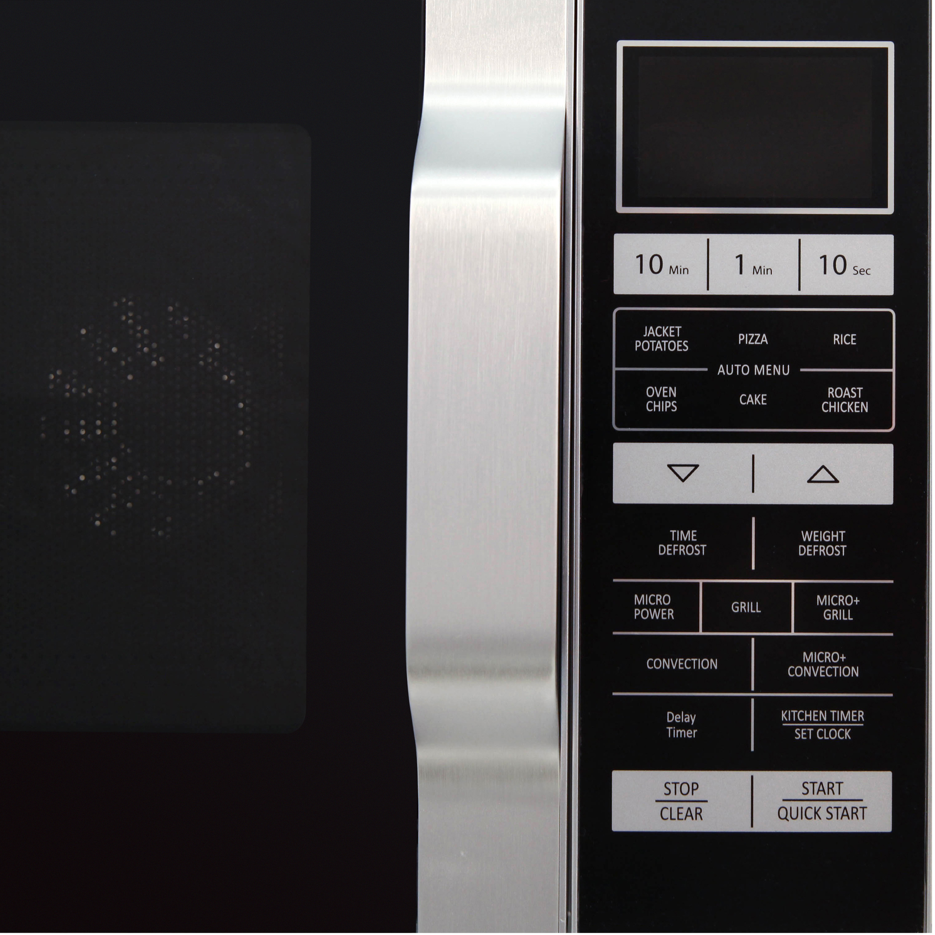 Sharp R860slm Flatbed Combination Microwave Microwave