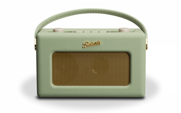 Roberts Revial DAB Radio in Leaf