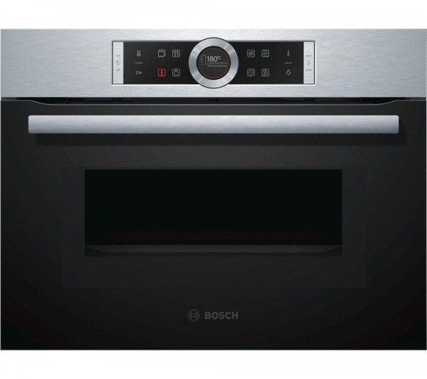 Bosch CMG633BS1B Built-in Combination Microwave