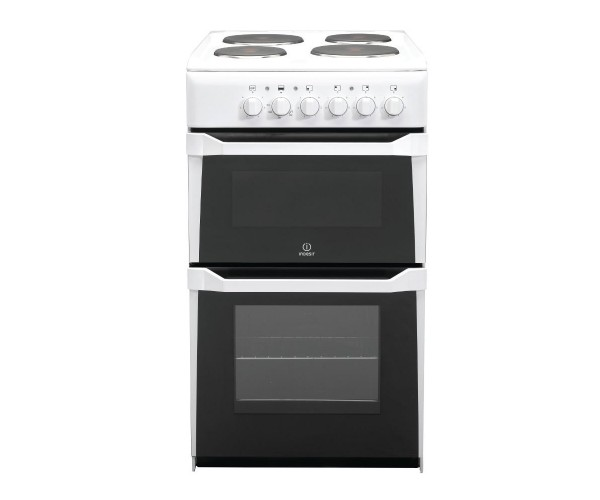 Indesit IT50EWS 50cm Electric Cooker