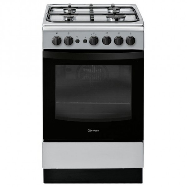 Indesit IS5G1PMSS 50cm Single oven Cooker
