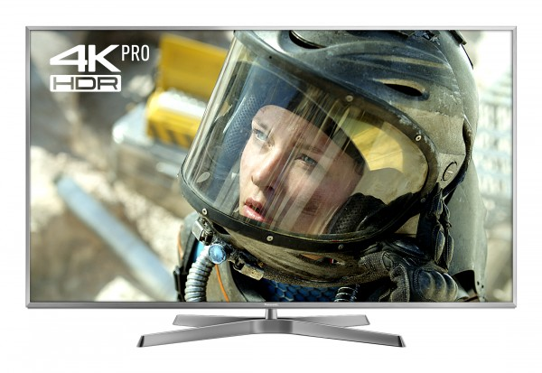 "Panasonic TX-50EX750B 50"" 4K LED Smart Television"
