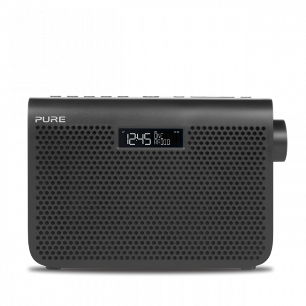 Pure One Midi Series 3 DAB Radio in Black
