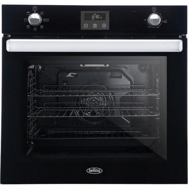 Belling BI602FPCTBLK Built In Single Oven