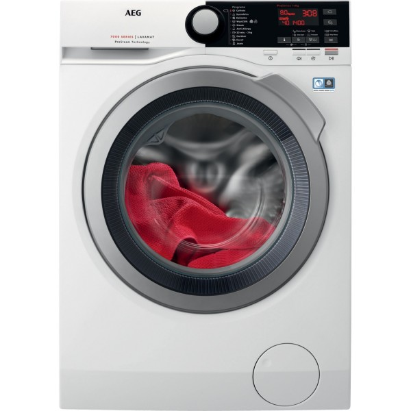 Aeg L7FEE842R 8kg 1400rpm Washing Machine
