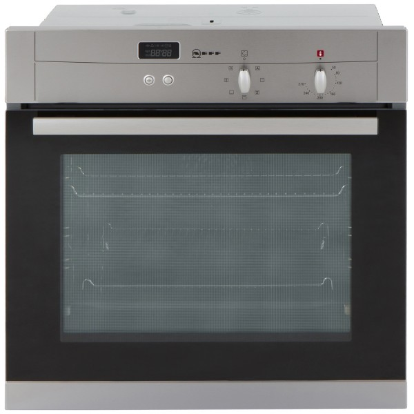 Neff B12S53N3GB Built in single oven