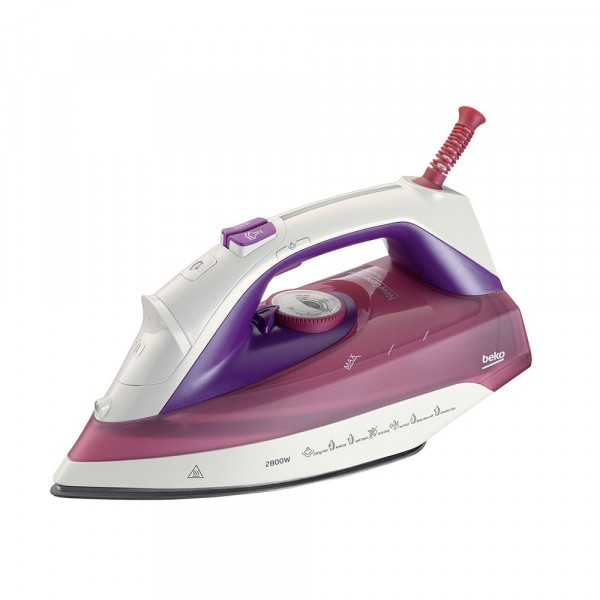 Beko SPM7128P 2800W Pink Steam iron