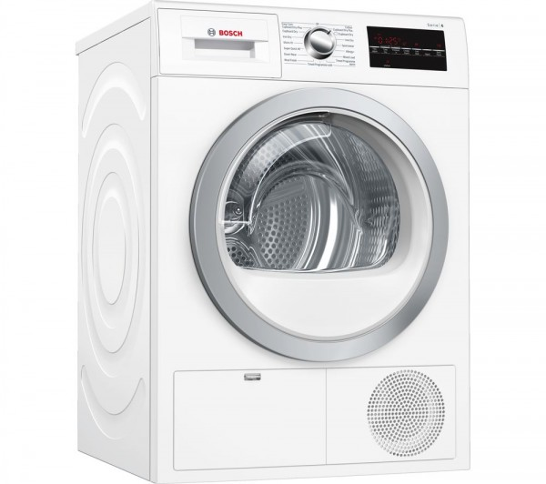 Bosch WTG86402GB Condenser Dryer