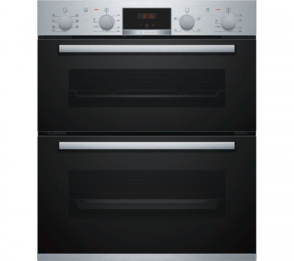 Bosch NBS533BS0B Built under double oven