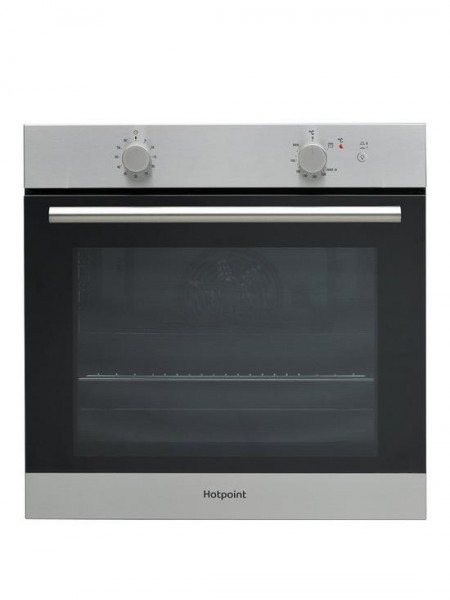 Hotpoint GA2124IX Single gas built in oven