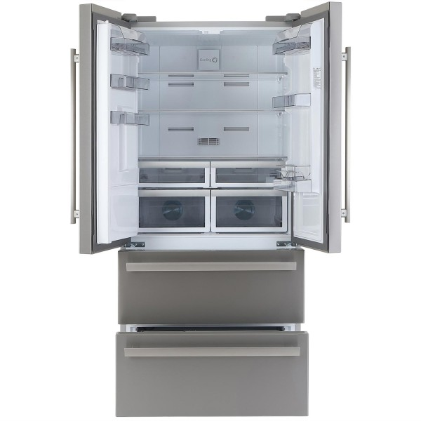 Blomberg KFD4952XD Frost Free Side by Side in Stainless Steel