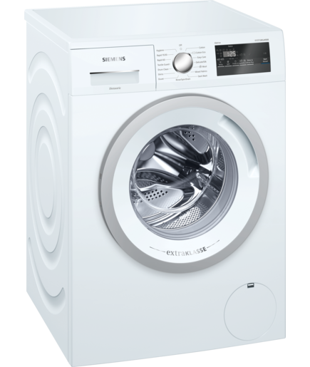 Siemens WM14N190GB 1400 Spin Washer With An 7kg Load