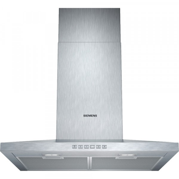 Siemens LC67WA532B Chimney Cooker hood in Stainless Steel