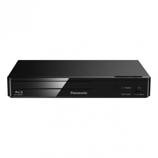 Panasonic DMPBD84EBK Blu-ray Player