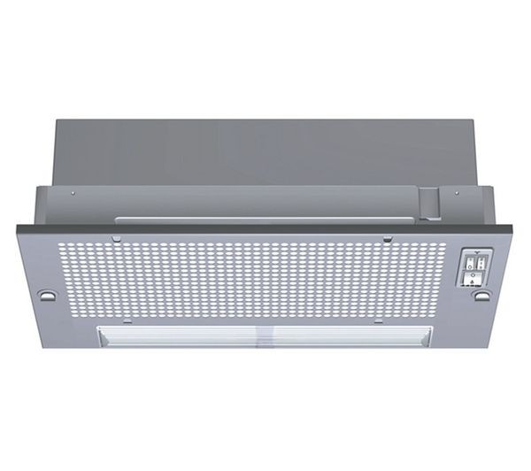 Neff D5625X0GB Canopy Cooker hood in Silver