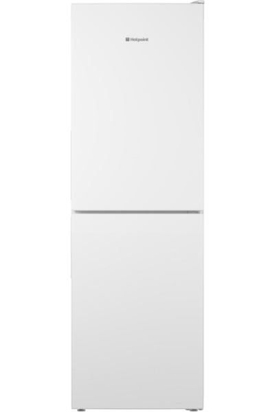Hotpoint LECO7FF2W 60cm Fridge freezer in White