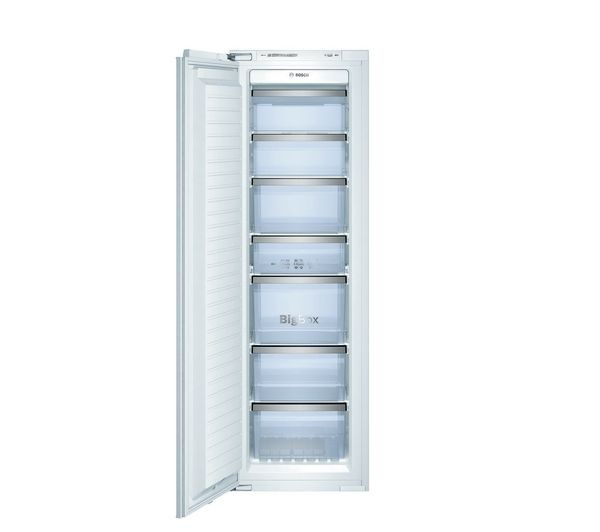 Bosch GIN38A55GB Integrated Tall Freezer