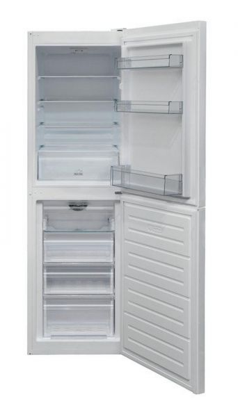 Hotpoint HBNF55181WUK Frost free Fridge freezer in White