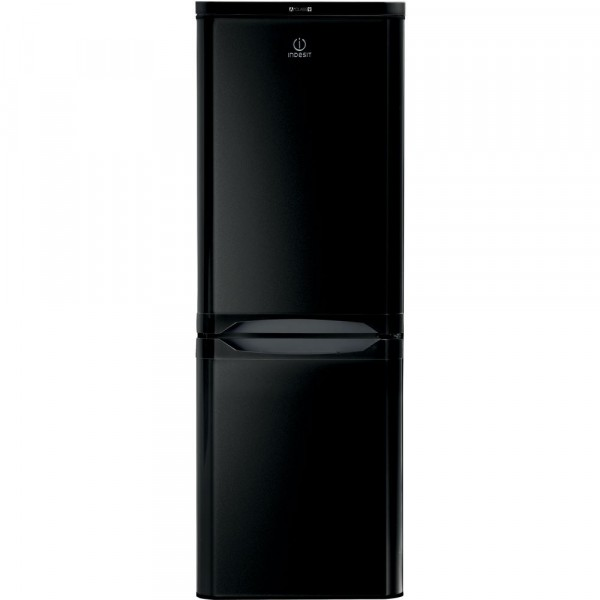 Indesit IBD5515B 55cm Fridge freezer in Black